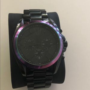 MK rainbow watch